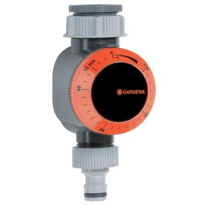 GARDENA Bewässerungsuhr 5-120min. für 26,5/33,3mm-Gewinde