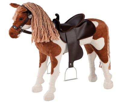 Happy People Spielzeug Pferd, Westernpferd mit ...