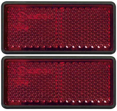 Herbert Richter Reflektoren, selbstklebend 35 x 76 x 8 mm