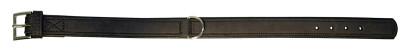 Hunde-Halsband VEGAS HQ, 20 mm / 32 cm schwarz