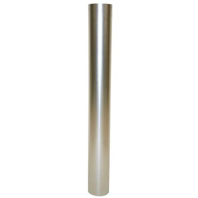 KaminoFlam® FAL (feueraluminiert) Ofenrohr 110 x 1000 mm