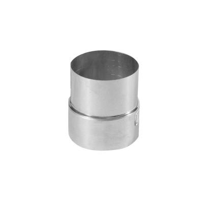 KaminoFlam® FAL (feueraluminiert) Reduzierung für Ofenrohre 120/110 mm