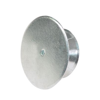 KaminoFlam® Kaminlochdeckel mit Isolierung und Spreiztrichter