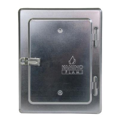 KaminoFlam® - Kamintür verzinkt 140/200 mm