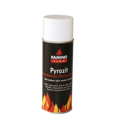 KaminoFlam® - Ofenlack-Spray 300 ml gussgrau