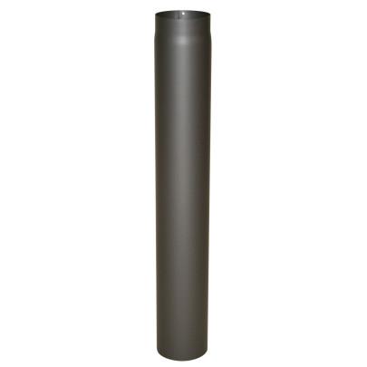 KaminoFlam® Ofenrohr Senotherm gussgrau 2 mm 120 x 1000 mm