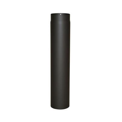 KaminoFlam® Ofenrohr Senotherm schwarz 2 mm 120 x 750 mm