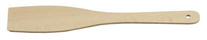 Kesper Pfannenwender aus Buchenholz, 30 x 6 x 0,3 cm, Bratenwender, FSC-zertifiziert