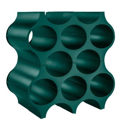 Koziol Flaschenregal SET-UP grün