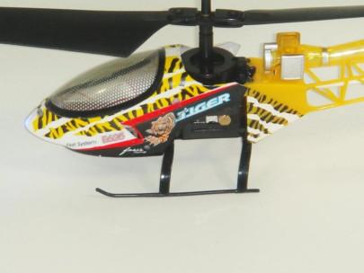 Nika Fun RC Midi - Helicopter Tiger, ferngesteu...
