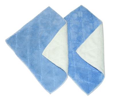 purclean Microfaser Spültücher Putztücher 21 x 26 cm - kombiniert Putzlappen und Staubwedel, versch. Vorteil-Sets