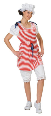 RUBIE´S Faschingskostüm - Badekleid, Größe: 40