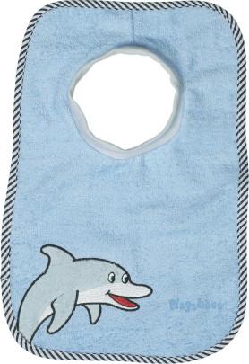 Schlupf-Lätzchen Delphin