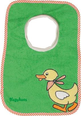 Schlupf-Lätzchen Ente
