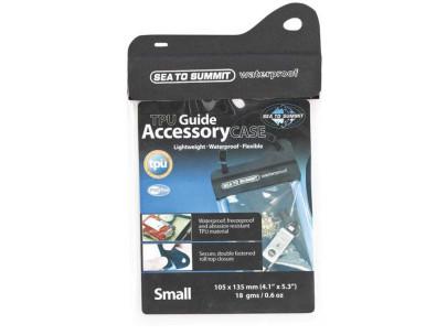 Sea to Summit TPU GUIDE, Small, Schutztasche, schwarz, Rollverschluss, Umhängeband