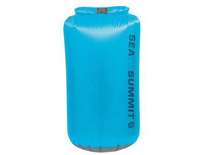 Sea to Summit Ultra-Sil Drysack 20L, blau, Volumen 20 Liter, Ultra-Sil 30D, Hypalon Rollverschluss