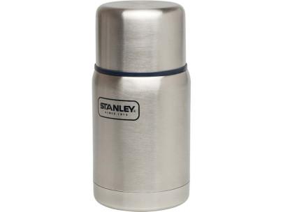 Stanley Adventure Vacuum Food Jar, 710 ml, 18/8 Stahl, Vakuum-Isolation, isolierender Containerdeckel, 7 cm Öffnung