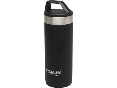 Stanley Vacuum Mug 532 ml, QuadVac Vakuumisolierung, 18/8 Edelstahl, mattschwarze Beschichtung,