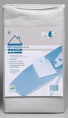 STAR - Bügelbrettbezug 130x51cm Alu 1622E