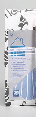 STAR Bügelbrettbezug BW 115x38für Tisch 112x32c...
