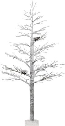 WINTERBAUM, Holz, 70 x 70 x 150 cm