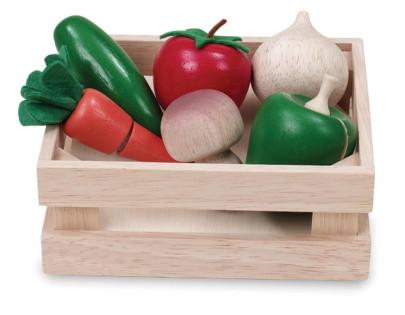 Wonderworld Gemüse-Kiste