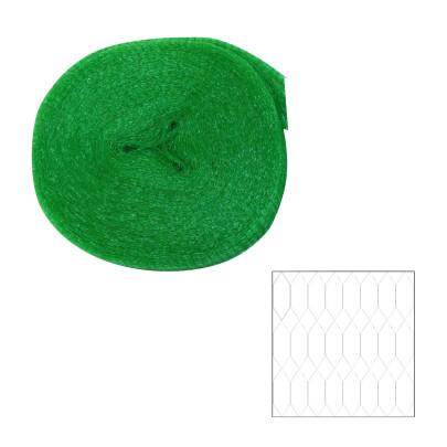 XCLOU GARDEN Vogelschutznetz, Vogelnetz, grün, 2 x 5 m, Masche 8 x 8 mm 2 x 5 Meter