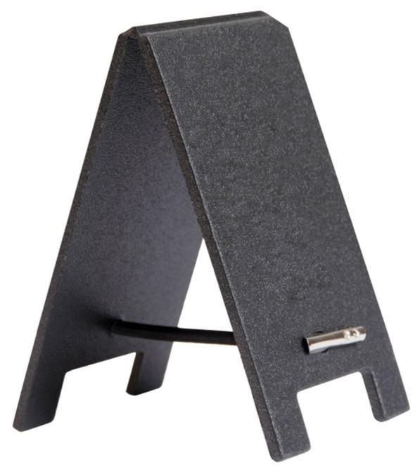 Contacto 5 St. Mini Doppeltafeln aus Melaminharz, 17 x 5 cm, doppelseitig beschreibbar, abwaschbar, flexibel