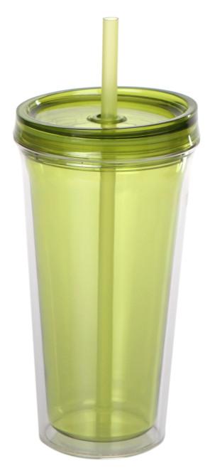 culinario Trinkbecher Ice Mug, Thermobecher, 500 ml, grün grün | Anzahl: 1 Stück