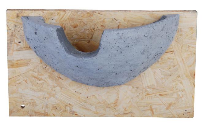 Esschert Design Mehlschwalbennest, Vogelhaus, ca. 24 cm x 9,1 cm x 15 cm Anzahl: 1 Stück