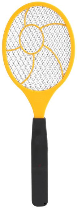FloraSun Elektrische Fliegenklatsche inkl. 2 Batterien, in gelb/schwarz Anzahl: 1 Stück