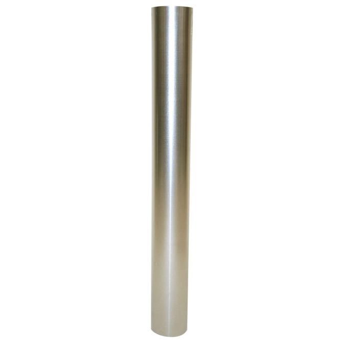 KaminoFlam® FAL (feueraluminiert) Ofenrohr 100 x 1000 mm