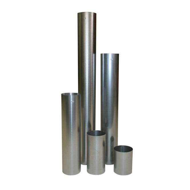 KaminoFlam® FAL (feueraluminiert) Ofenrohr 120 x 150 mm