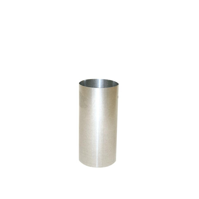 KaminoFlam® FAL (feueraluminiert) Ofenrohr 120 x 250 mm