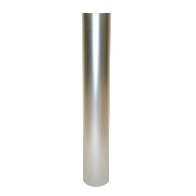 KaminoFlam® FAL (feueraluminiert) Ofenrohr 130 x 750 mm