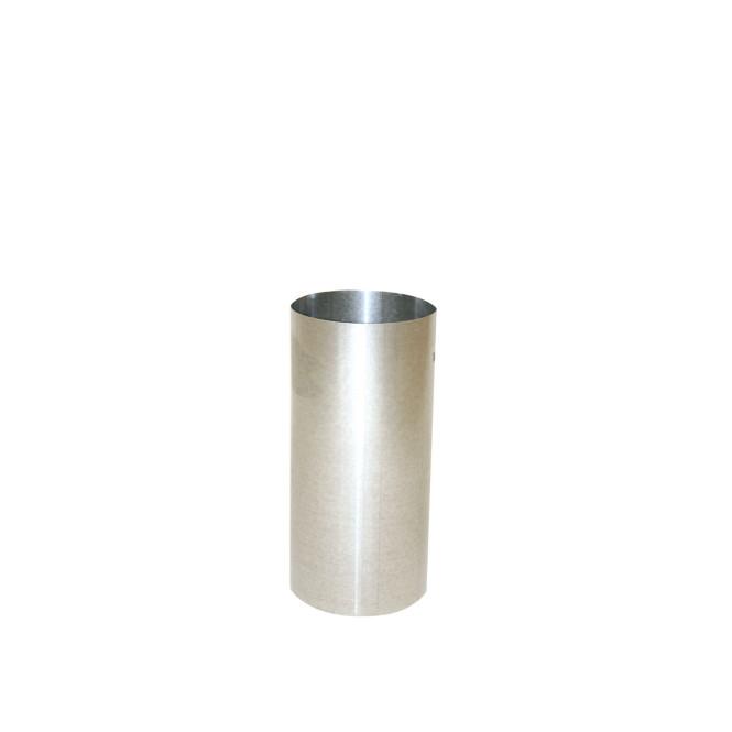 KaminoFlam® FAL (feueraluminiert) Ofenrohr 150 x 250 mm