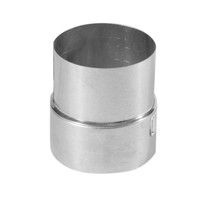 KaminoFlam® FAL (feueraluminiert) Reduzierung für Ofenrohre 130/120 mm