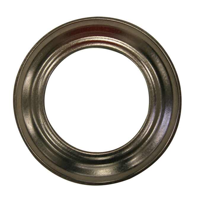 KaminoFlam® FAL (feueraluminiert) Rosette für Ofenrohre 120 mm