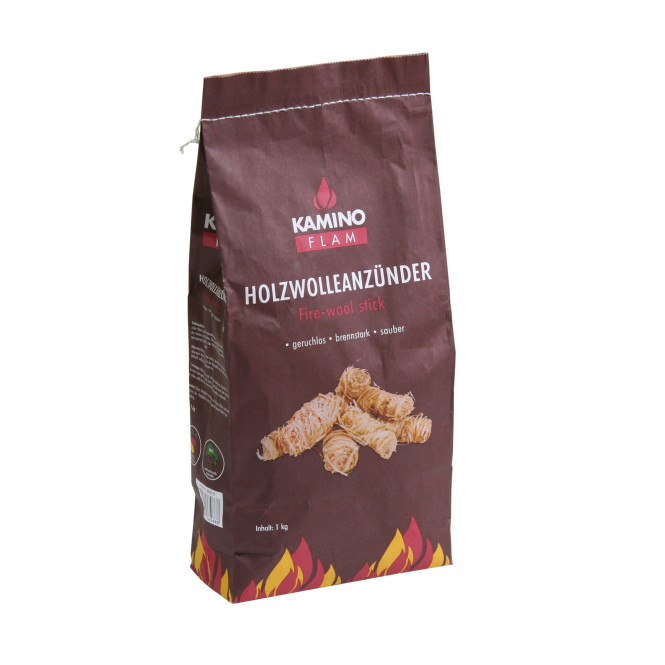 KaminoFlam® - Holzwolleanzünder 1 kg