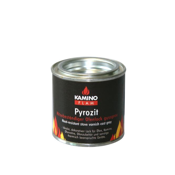 KaminoFlam® - Ofenlack gussgrau, 125g