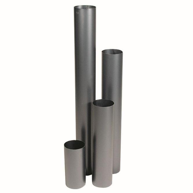 KaminoFlam® Ofenrohr Blauglanz 120 x 1000 mm