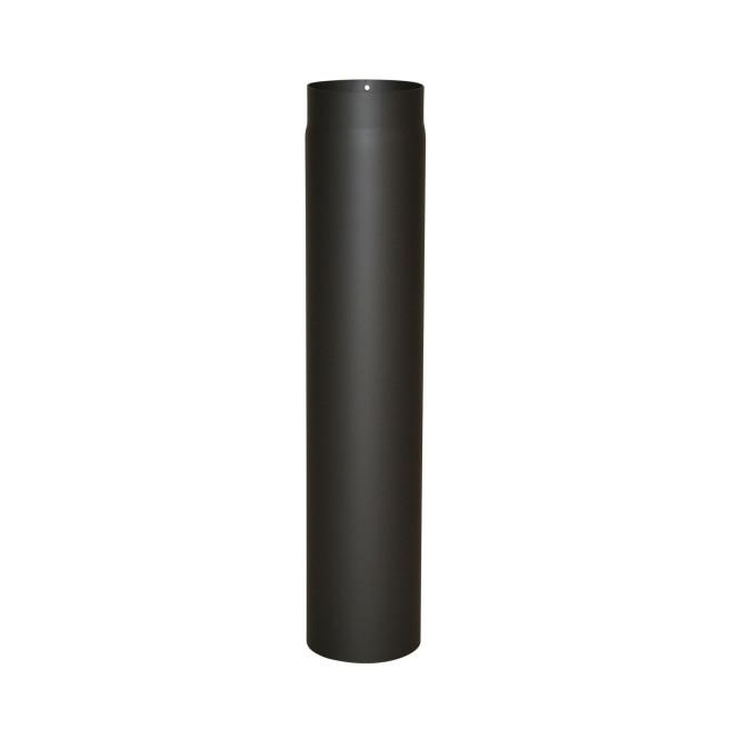 KaminoFlam® Ofenrohr Senotherm schwarz 2 mm 130 x 750 mm