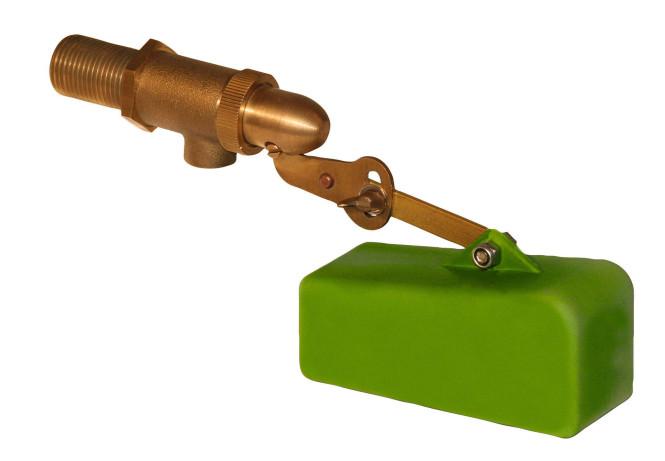 Kerbl Schwimmerventil komplett für Niederdruck, passend für 22190, 22195 und 22172