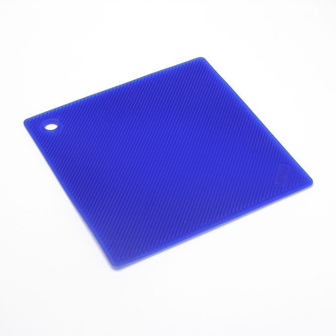 Lékué Küchenhilfe Silikontopflappen blau
