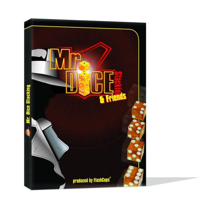 NIKA FUN Mr. Dice Stacking Training DVD
