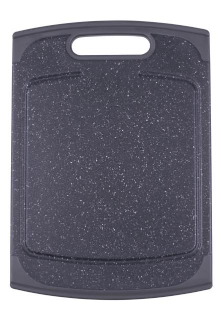 Steuber Schneidebrett Granit-Optik, Größe wählbar
