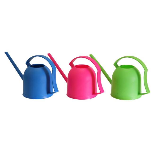 TOP STAR - Blumengießkanne 1 Liter farbig sortiert
